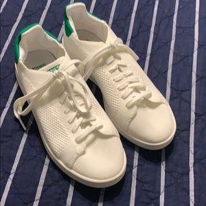 Adidas Stan Smith Prime knit white